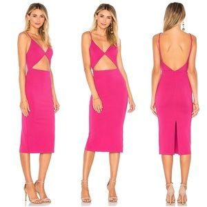 LOVERS + FRIENDS BODYCON PARTY DRESS HOUSE OF CB